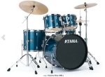 "Tama IP52KC Imperialstar 5pc Drum Set Midnight Blue - 22"" Bass"