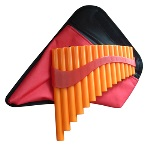 15 Note PVC Panflute in Key of G