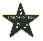 Star Pin - Orchestra
