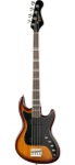 Hofner H185 Long Scale Bass Guitar - Sunburst