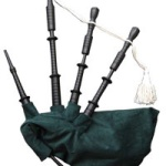 Piper's Choice A-115 Basic Highland Bagpipes