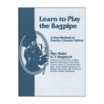 Learn to Play the Bagpipe - Book