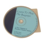 Learn to Play the Bagpipe - CD