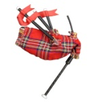 Scott's Highland A-300 Toy Bagpipe