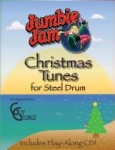Jumbie Jam Christmas Tunes - Steel Drum Book/CD