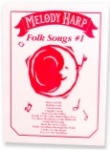 Melody Harp Song Pack - Folk Songs #1