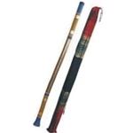 PVC Didgeridoo with CD and Bag