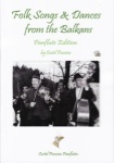 Folk Songs & Dances from the Balkans - Pan Flute (Book/CD)