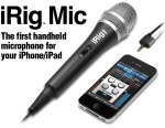 iRig Microphone for iPhone, iPod touch and iPad
