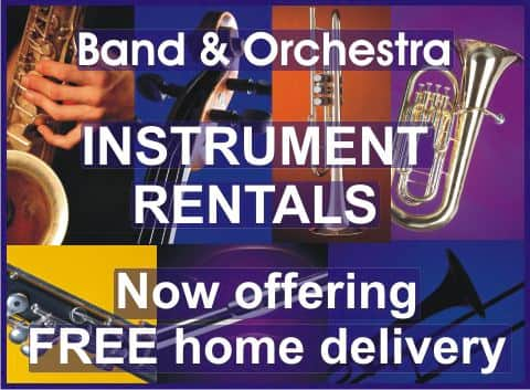 Rent Instruments at Groth