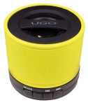 UGO Bluetooth Wireless Mini Speaker (Yellow)