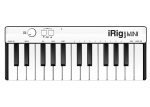 iRig® Keys MINI 25-Key MIDI Controller for iPhone, iPad or Mac/PC