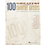 100 Greatest Country Artists - PVG Songbook