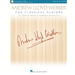 Andrew Lloyd Webber for Classical Players - Cello and Piano