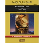 Carol of the Drum - Concert Band