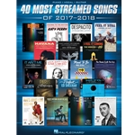 40 Most Streamed Songs of 2017-2018 - PVG Songbook