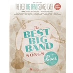 Best Big Band Songs Ever (4th Ed.) - PVG Songbook