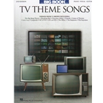 Big Book of TV Theme Songs (2nd Edition) - PVG Songbook