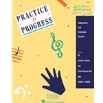 Practice and Progress Lesson Notebook