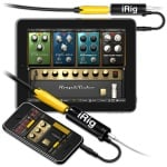 AmpliTube iRig iPhone Guitar Plug In