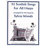 52 Scottish Songs for All Harps - Harp