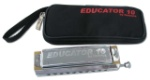 Hohner M1040 Educator 10 Chromatic Harmonica (in box)