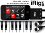 iRig MIDI Interface for iPhone-iPod Touch-iPad