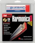 FastTrack Mini Harmonica Pack - Book/CD/Harmonica