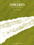 Concerto on Themes of Corelli - Oboe and Piano