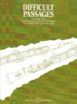Difficult Passages, Vol. 2 - Oboe and English Horn