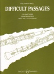 Difficult Passages, Vol. 3 - Oboe and English Horn