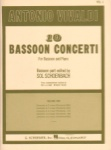 10 Bassoon Concerti, Vol. 1 - Bassoon and Piano