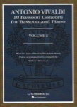 10 Bassoon Concerti, Vol. 2 - Bassoon and Piano