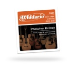 D'Addario EJ41 Acoustic Guitar Strings 12-String Phosphor Extra Light