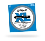 D'Addario EXL110W Nickel Wound Regular Light/Wound 3rd Strings