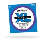 D'Addario EXL125 Nickel Wound SuperLight Top/Reg Bottom Strings