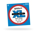 D'Addario EXL145 Nickel Wound Heavy Electric Guitar Strings
