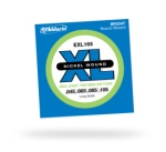 D'Addario EXL165 Nickel Wound Long Scale Electric Bass Strings