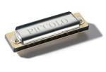 Hohner 214 Piccolo Pocket Harmonica in C