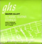 GHS 2150W Silver Alloy High Tension Classical Guitar Strings