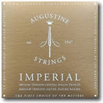 Augustine Imperials Red Set Classical Guitar Strings