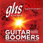 GHS GBL Boomers Light Electric Guitar Strings