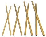 "LP246D Wood Timbale Sticks, 1/2"" X 16 5/8"", 4 Pair"