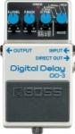 BOSS DD-3 Digital Delay Guitar Pedal