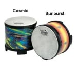 "Remo FG-MEDM-SB 5"" x 3"" Medium Finger Drum (Sunburst Finish)"