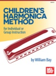 Children's Harmonica Method - Book