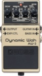 BOSS AW-3 Dynamic Wah Guitar Pedal