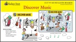 Cut 'n' Go - Discover Music B Board Set