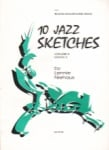 10 Jazz Sketches, Vol. 4 - Sax Trio TTT