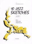 10 Jazz Sketches, Vol. 1 - Trombone Trio